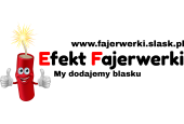 Efekt fajerwerki - Piekary Śląskie